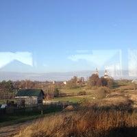Photo taken at Ханево by Viktoria B. on 11/2/2013