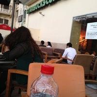 Photo taken at Starbucks by Mohamed H. on 4/15/2013