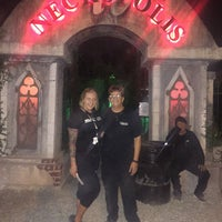 Photo taken at 13th Gate (Haunted House) by Marcie L. on 10/28/2016