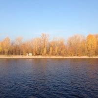 Photo taken at Волжский проток by Vadim A. on 10/12/2014