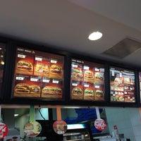 Photo taken at Burger King by Valentina R. on 1/22/2014