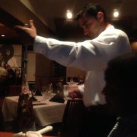 Photo taken at Chima Brazilian Steakhouse by Brian G. on 5/2/2013