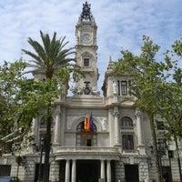 Photo taken at Ajuntament de València by Lyudmyla H. on 4/22/2013