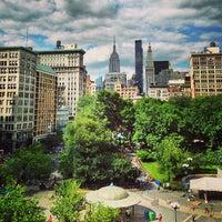 Foto tomada en Union Square Park por Walter F. el 7/30/2013