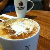Photo taken at Columbus Coffee by Katarzyna O. on 9/23/2013
