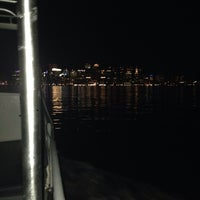 Photo taken at Boston Harbor Water Taxi by Katherine O. on 6/22/2014