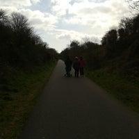 Photo taken at Blackrock to Rochestown Railway by Pat L. on 4/6/2013