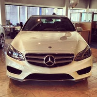 Photo taken at Mercedes-Benz of Boston by Paolo C. on 5/17/2013