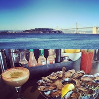 Photo taken at Hog Island Oyster Co. by Paolo C. on 8/4/2015
