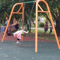 Photo taken at детская площадка by Nina N. on 6/6/2014