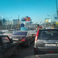 Photo taken at Мичуринский проспект by Alexey S. on 3/12/2013