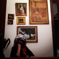 Photo taken at Le Salon by Jaqueline S. on 3/11/2014