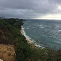 Photo taken at Diamond Head Scenic Point by Troy M. on 11/21/2016