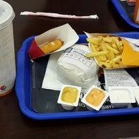 Photo taken at Burger King by Mustafa S. on 1/5/2015