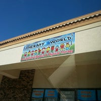 Photo taken at Therapy World by Monica B. on 5/19/2014