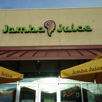 Photo taken at Jamba Juice by April B. on 4/1/2013