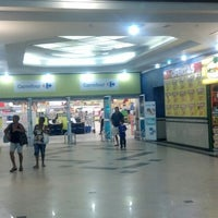 Photo taken at Carrefour by Leandro B. on 5/22/2013
