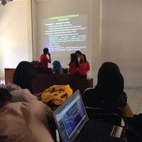 Photo taken at Universitas Kristen Satya Wacana by Dewa E. on 10/1/2015