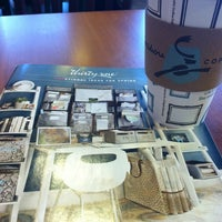 Photo taken at Caribou Coffee by Lisa P. on 2/13/2013