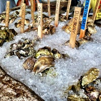 Photo taken at Eventide Oyster Co. by Berner on 6/30/2013