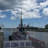 Photo taken at USS Cobia by John C. on 7/9/2016