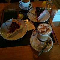 Photo taken at Te quiero Cafe by Darkis P. on 10/4/2015