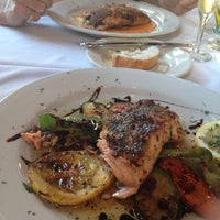 Photo taken at Capri Ristorante by Nancy L. on 8/30/2014