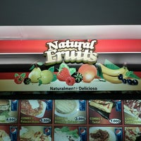 Photo taken at Natural Fruits Premium Plaza by carlos daniel m. on 5/11/2013