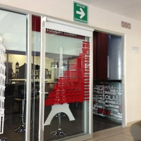 Photo taken at Edificio T by Gus C. on 4/8/2013