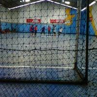 Photo taken at Futsal 35 by Astri N. on 5/17/2013