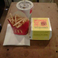 Photo taken at McDonald's by Harry B. on 2/18/2013