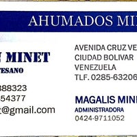 Photo taken at Ahumados Minet by Cesar I. on 7/6/2013