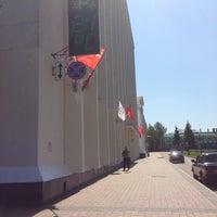 Снимок сделан в Правительство Нижегородской области пользователем Kseniya M. 5/8/2013