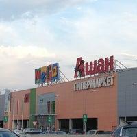 รูปภาพถ่ายที่ MEGA Mall โดย Sveta K. เมื่อ 7/19/2013