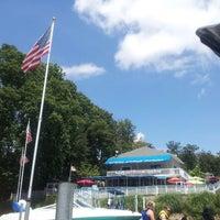 Photo taken at North Bridge Marina by Jacob D. on 7/10/2013