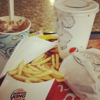 Photo taken at Burger King by Lidia R. on 7/6/2013