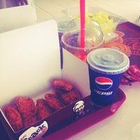 Photo taken at KFC, Medanta by Rasino T. on 8/7/2013