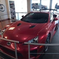 Photo taken at Lexus of Omaha by Christian B. on 5/24/2017
