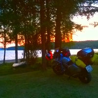 Photo taken at Sandaholms Restaurang o Camping by Диана А. on 8/8/2014