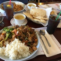 Photo taken at Golden Palace Mongolian BBQ by Mike V. on 1/1/2017