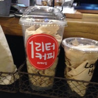 Photo taken at Latte King by Hyung Won K. on 1/2/2015