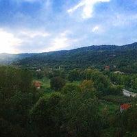 Photo taken at İlyasbey Köyü by Özgür G. on 9/14/2016
