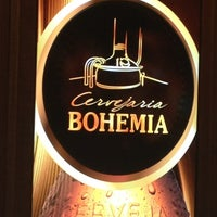 Photo taken at Cervejaria Bohemia by Marcelo A. on 5/31/2013