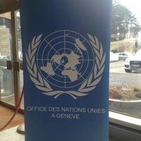 Foto scattata a UNECE Geneva da Jessica M. il 2/21/2013