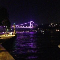 Foto scattata a Bebek Sahili da Murat S. il 5/11/2013