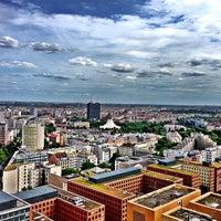 Photo taken at PanoramaPunkt by Pwint K. on 6/16/2013