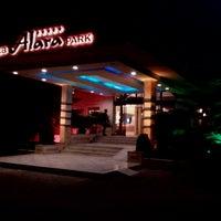Photo taken at Alara Park & Residence Hotel by Galinka T. on 5/11/2014