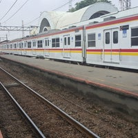 Photo taken at Stasiun Cilebut by Tri W. on 9/20/2017