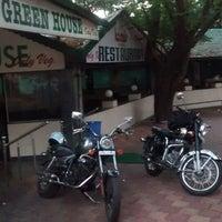 Photo taken at Kamats Green House by Vishal M. on 5/13/2014