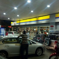 Photo taken at Star Posto 24 Horas (Ipiranga) by Iran F. on 6/1/2013
